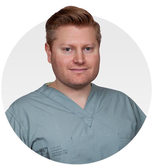 Dr. Josh Teichman
