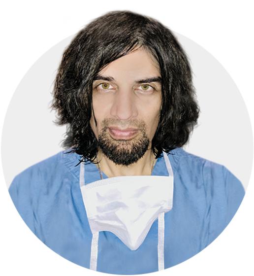 Dr. Ike Ahmed